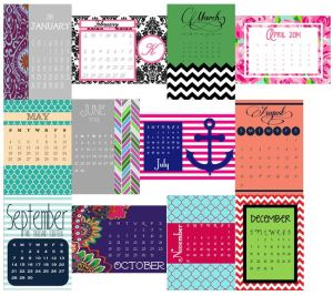 Calendar Snapshot