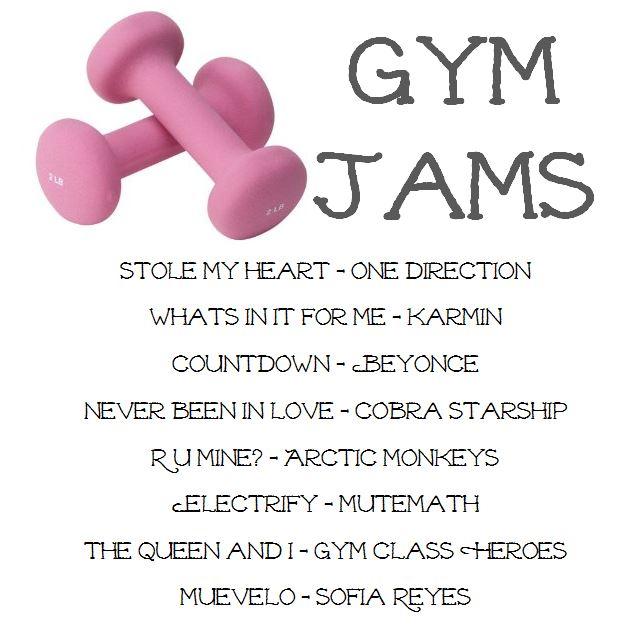 gym jams