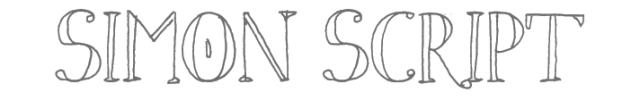 simon script